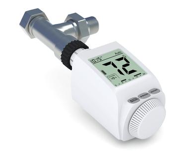 Elektronisches Heizungsthermostat