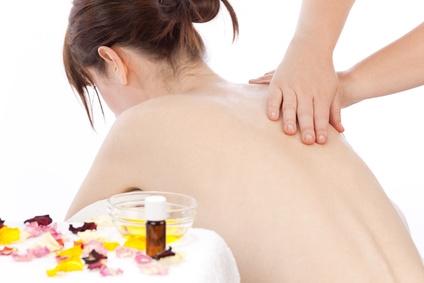 Ätherische Öle - Massage