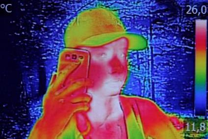 Mobilfunkstrahlung Wärmeemission
