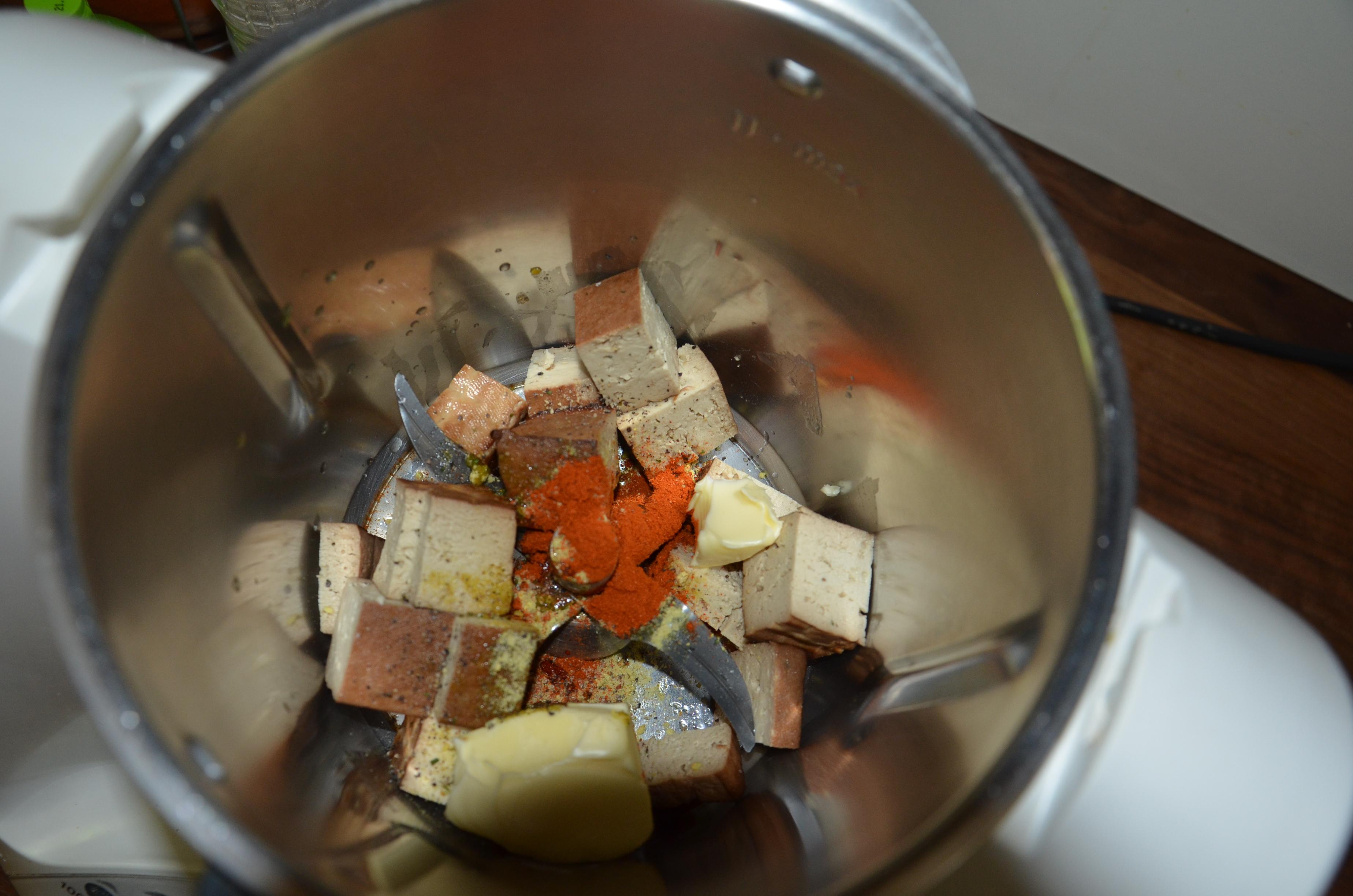 Nori-Tofu-Aufstrich
