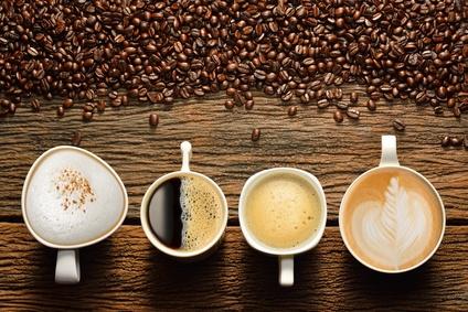Kaffee  Vielfalt