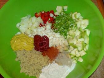 Quinoa Herzen