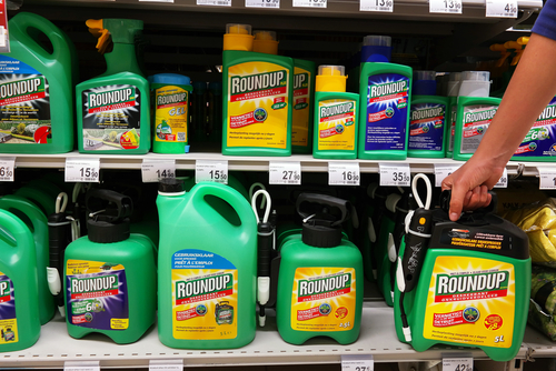 Monsanto Roundup Supermarkt