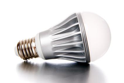 ökologische Beleuchtung, LED
