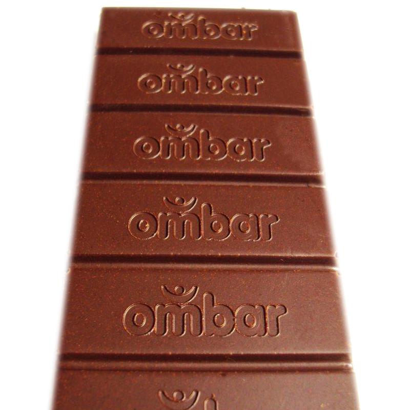 Rohkostschokolade