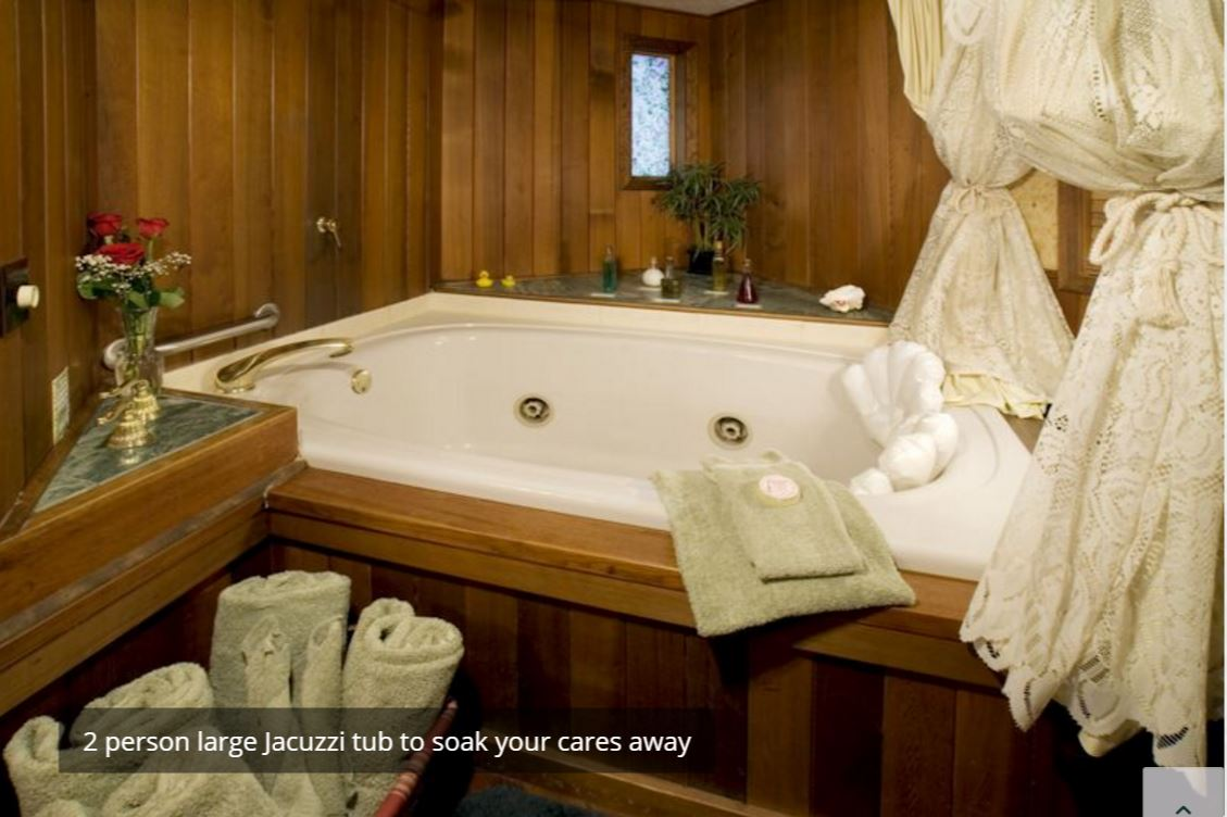 Sandlake Country Inn Reservation Page: Timbers Suite