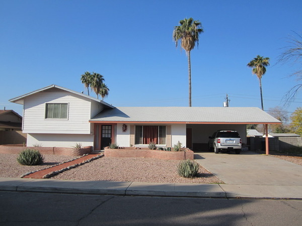 Tempe home - Whole or half house rental