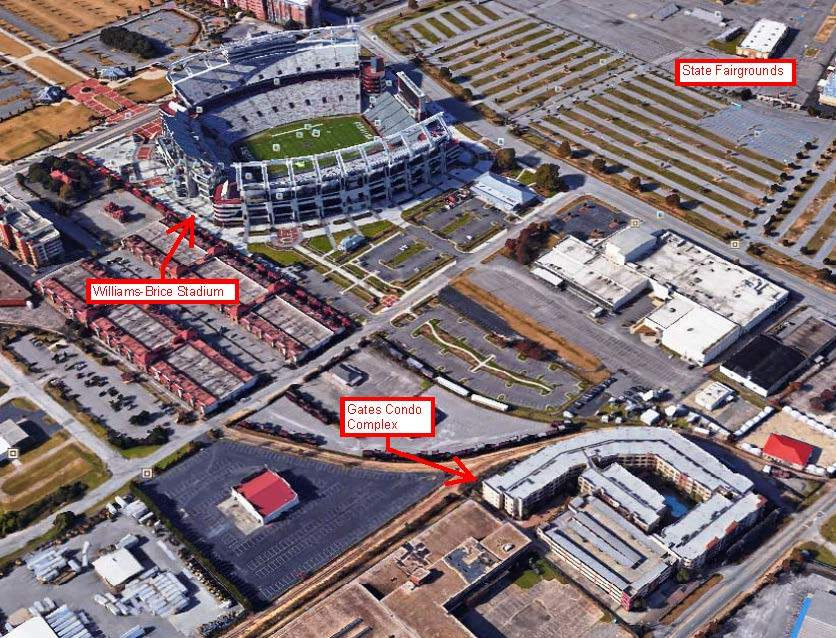 Rent Like A Champion | Condo next to USC Football Stadium
