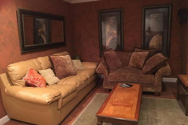 Modern spacious apartment