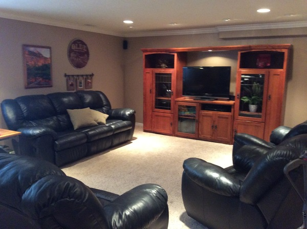 Beautiful, spacious, basement apartment!