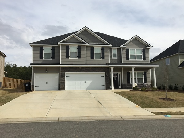 Spacious Two Story Built in 2016