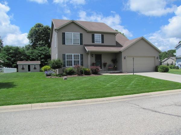 Single family home in great neighborhood