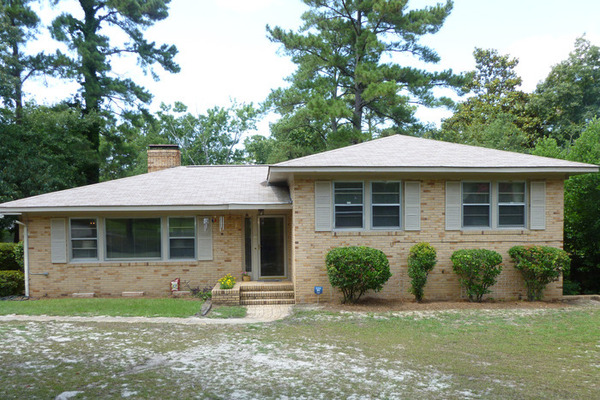 Spacious brick ranch close to stadium!
