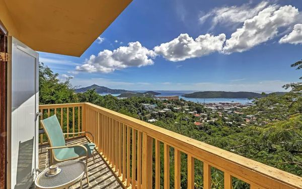 Million Dollar View in St. Thomas