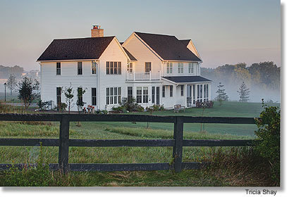 Modern Farm House for 2020 DNC!