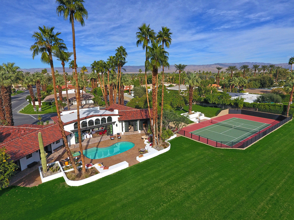 New 2 Acre Estate-Tennis Court, Pool/spa