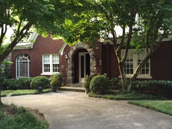 Beautiful large historic home in Atlanta