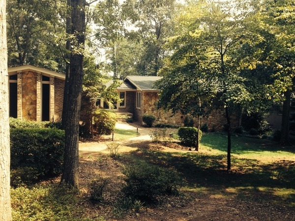 Spacious Lakefront Clemson Home