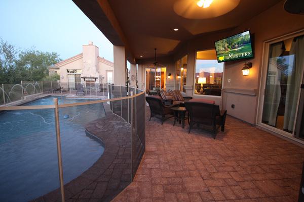 Luxury N Scottsdale Golf Course Estate