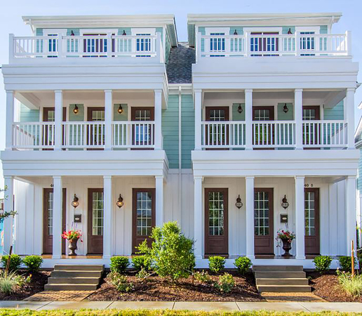 Luxury 4-Bedroom Single Family Townhouse