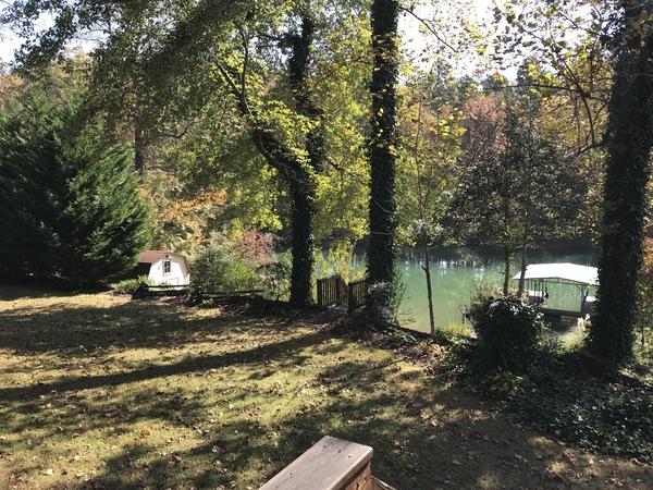 Quiet Cove for Clemson Weekend