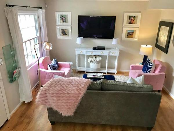 Cozy 4 BR less than a mile from DT
