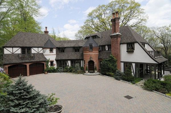 1936 Norman Tudor w/ Secluded Pool/Yard
