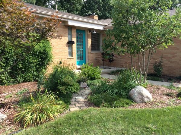 Woodland Garden Home