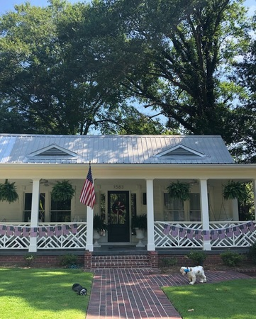 Renovated Home- Historic district