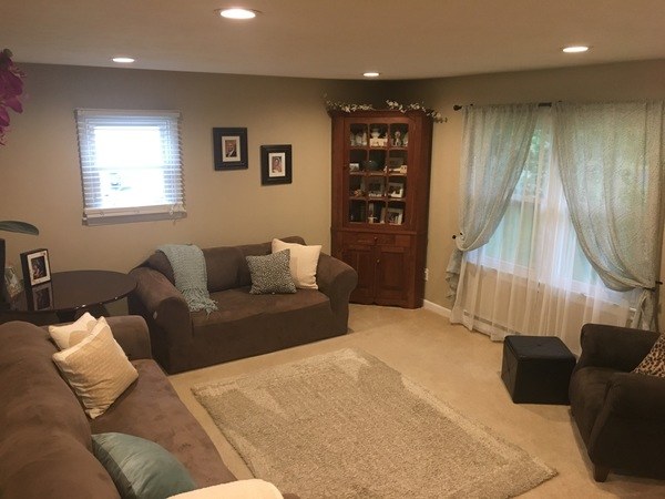 Family  friendly home with covered patio