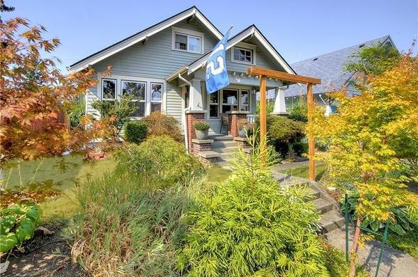 Beautiful Craftsman near the Tacoma Dome