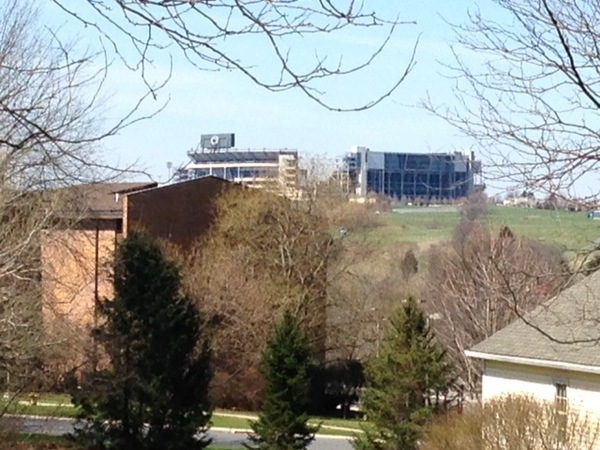 Spacious Home w/ View of Beaver Stadium