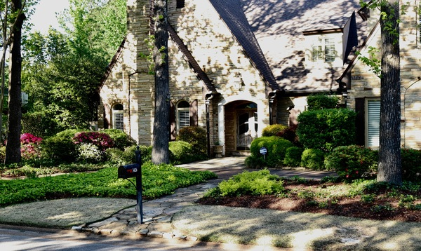 Beautiful home by TPC Southwind #15 Tees