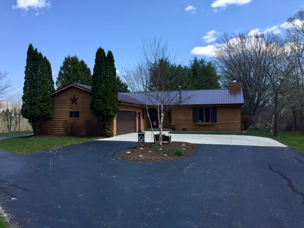 Private family friendly home with space