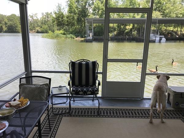 """The Boathouse"" at Bainbridge, GA"