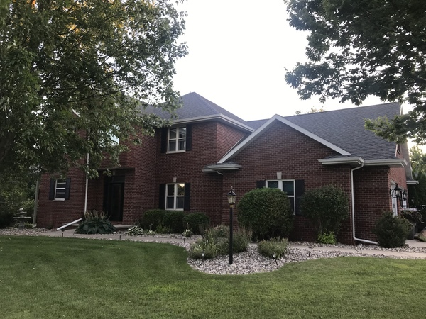 Two Story Character Home  with Lake View