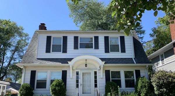 Harter Heights home