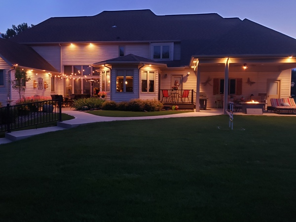 Private, spacious, fun welcoming home