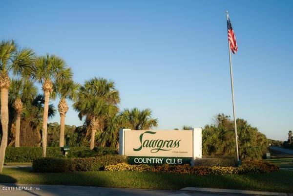 Sawgrass Country Club Golf & Ocean