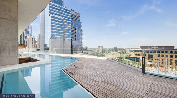 Downtown Condo Overlooking Austin