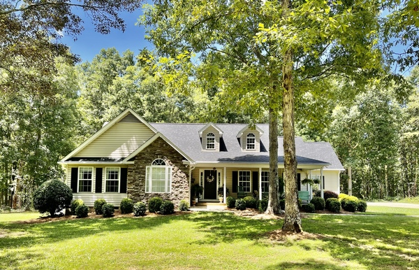 Charming Home with 5 Acres