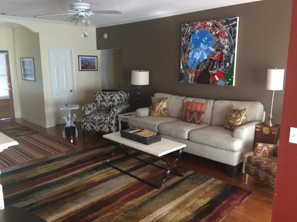 Tasteful 3-bedroom home