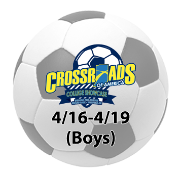 Crossroads of America (Boys) Soccer