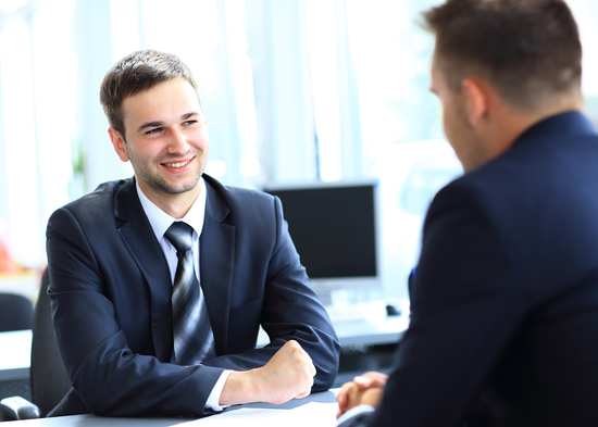 Five Steps for a Successful In-Person Interview