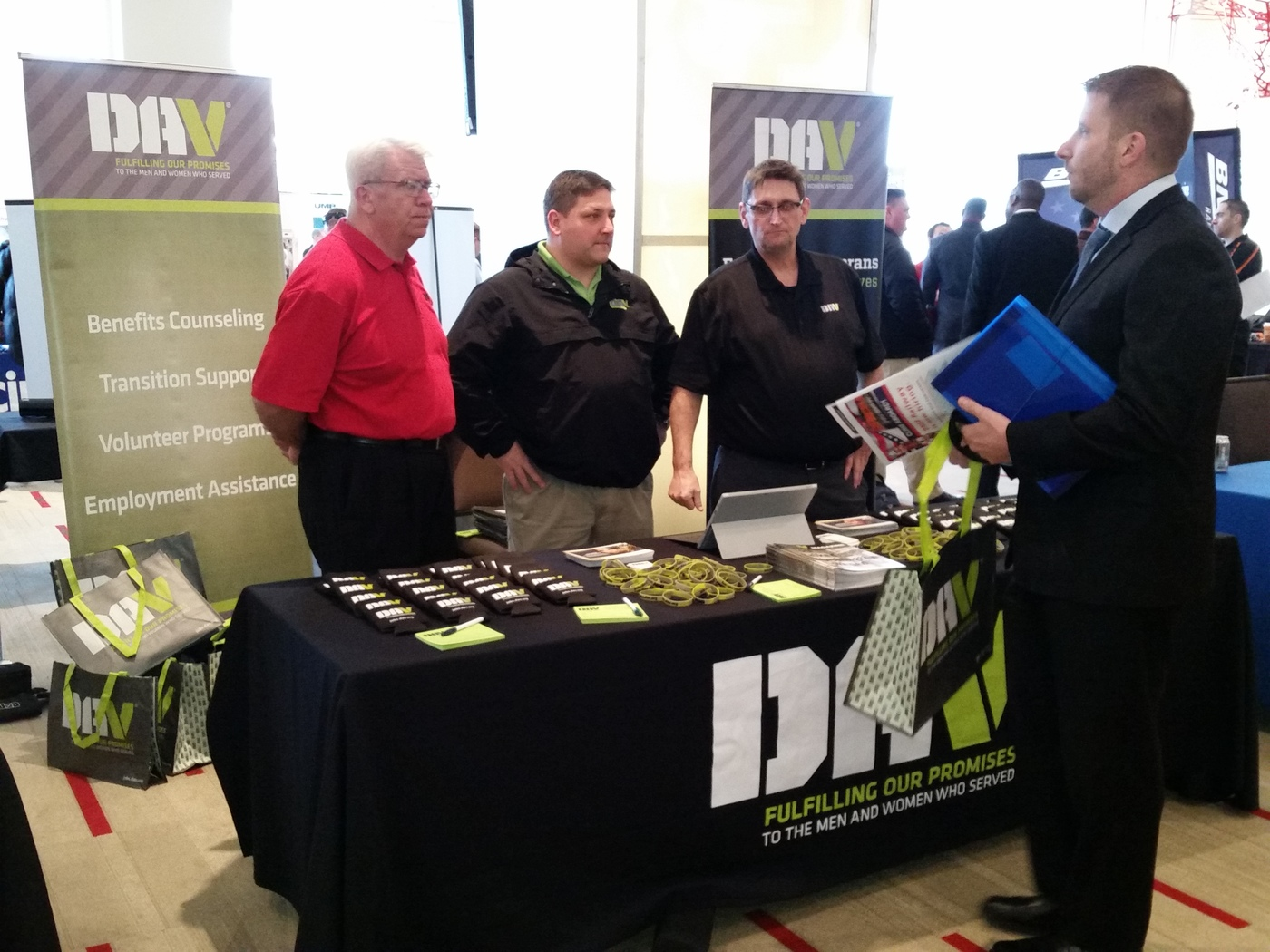 DAV-job-fair