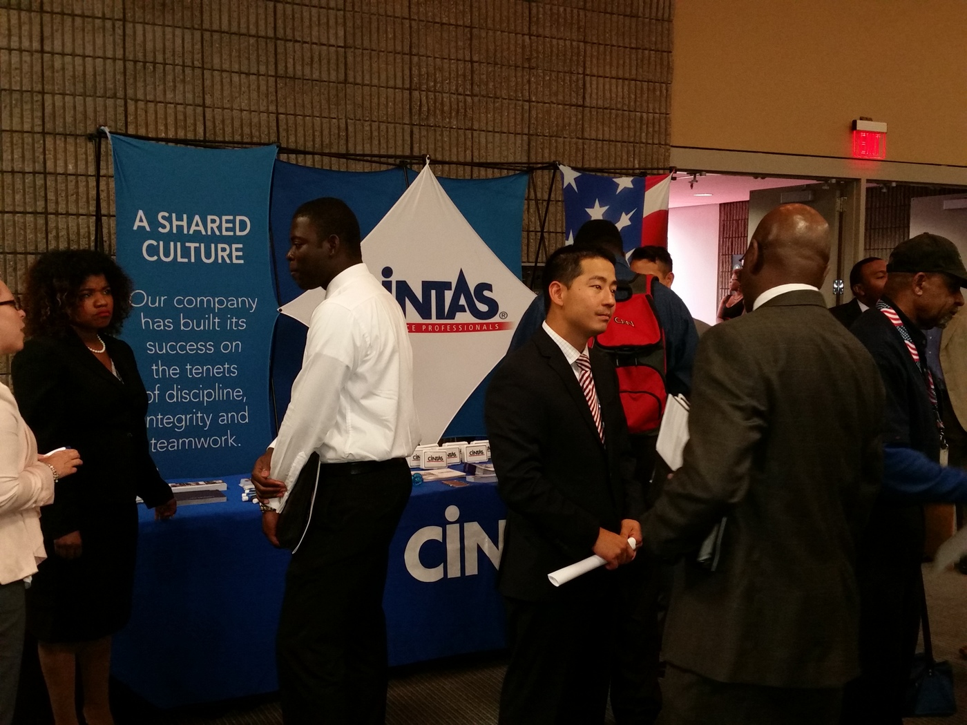 interview-at-veteran-job-fair