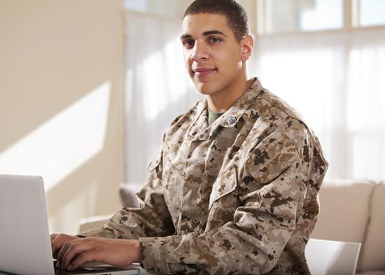 Jobs for retired veterans