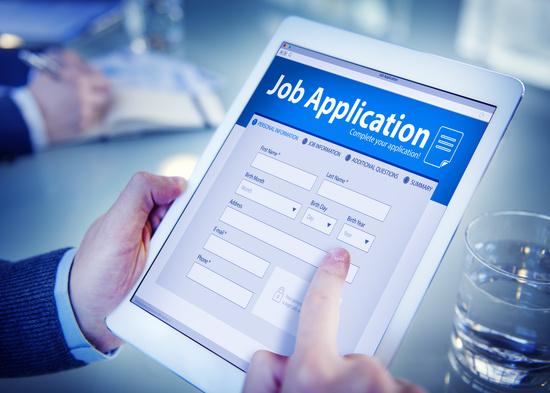 Military Job Application