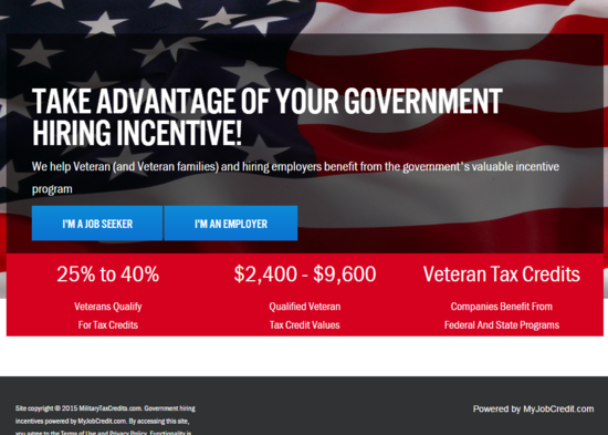 militarytaxcredits.com
