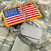Uniform and Dog Tags